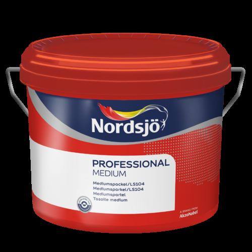 Nordsjö Professional Mediumspackel
